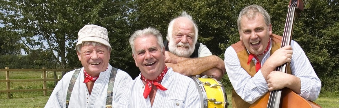 The Wurzels - Morwellham Event
